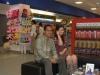 with Robbie - Aditya FM, Gramedia Pekanbaru