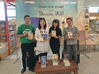 Meet & Greet Gramedia Expo Surabaya