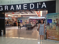 Late Report: Meet & Greet Gramedia Ciputra World, Surabaya