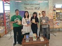 Meet & Greet Gramedia Expo Surabaya