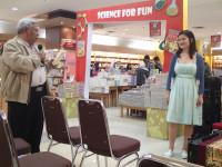 Liputan Meet & Greet Gramedia Amplaz