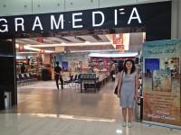 Laporan Meet & Greet Gramedia Ciputra World, Surabaya